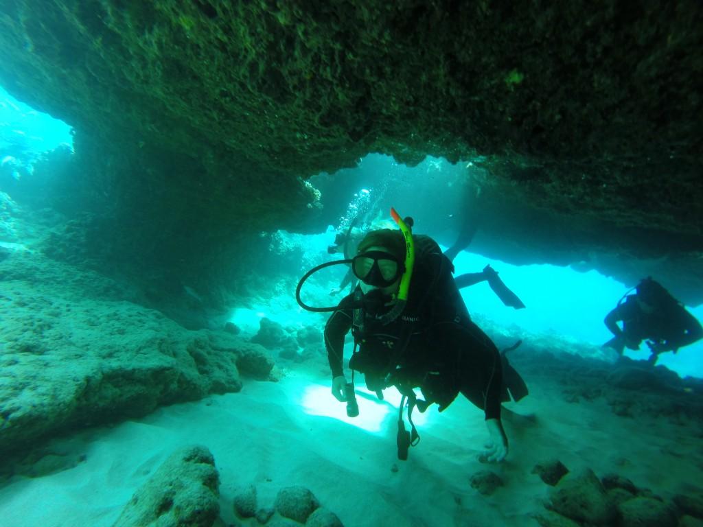 Makaha Caverns